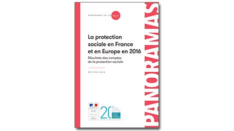 Etude : la protection sociale en France et en Europe